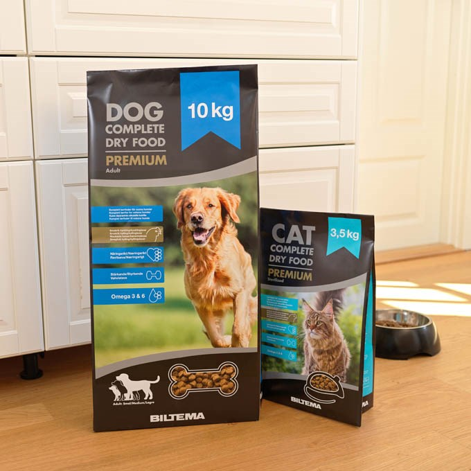 New Product This Autumn – Premium Food for Dogs and Cats