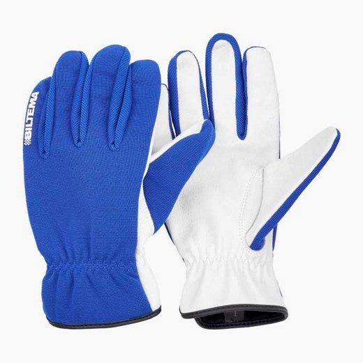 Safety gloves for construction
